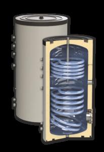Solar water heater SON