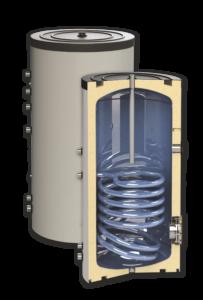 Solar water heater SN